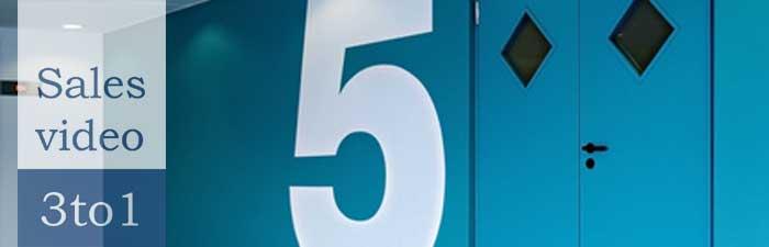 vijf niveaus