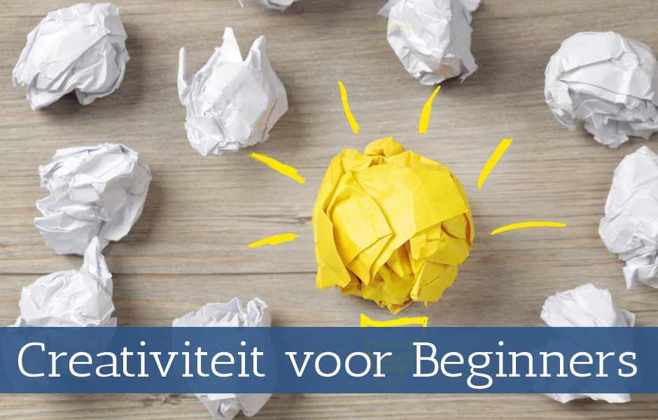 Workshop creativiteit voor beginners 3to1
