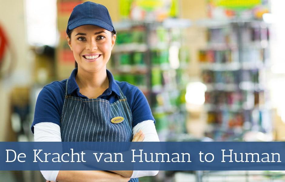 Workshop de Kracht van human to human