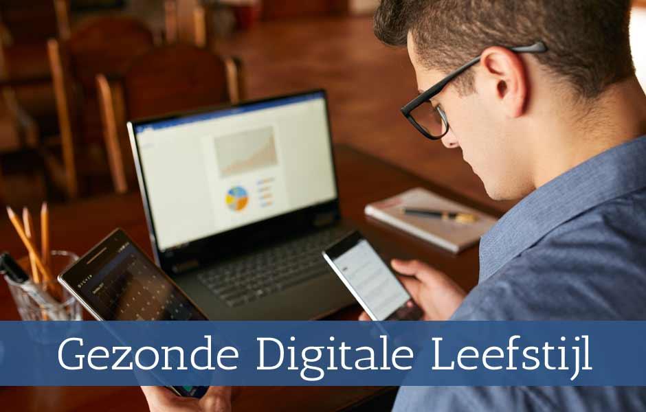 Workshop Gezonde digitale leefstijl