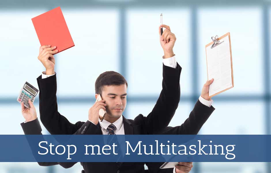 Workshop stop met multitasking