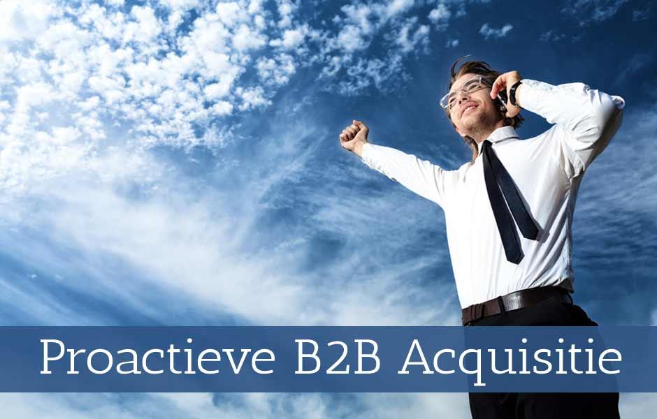 Proactieve B2B Acquisitie