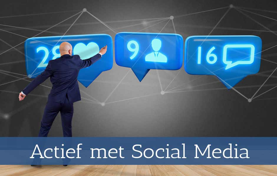 Workshop Actief met social media