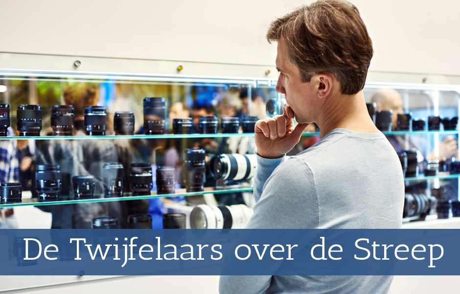 Workshop De twijfelaars over de streep