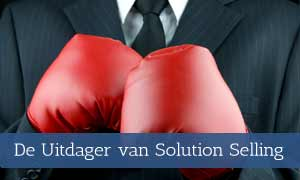 Uitdager solution selling 3to1