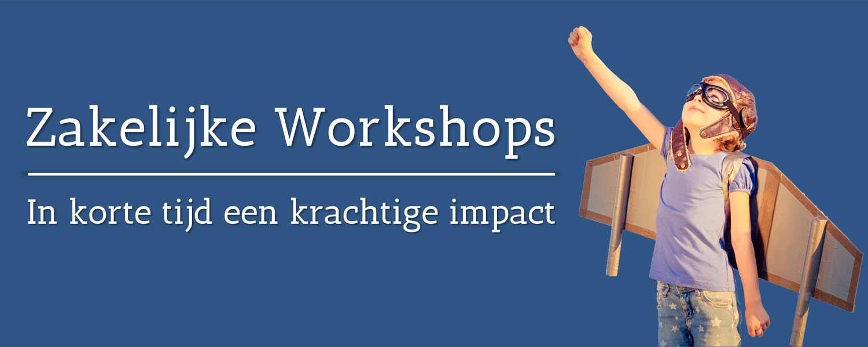 Zakelijke workshops 3to1