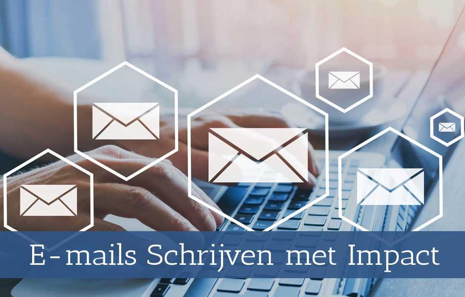 e-mails schrijven